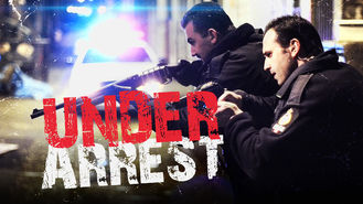 Netflix box art for Under Arrest - Season 1