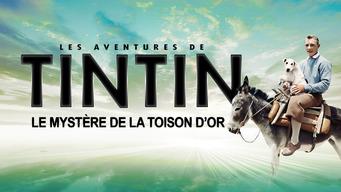 Les Aventures de Tintin - le Mystère de la Toison d'Or