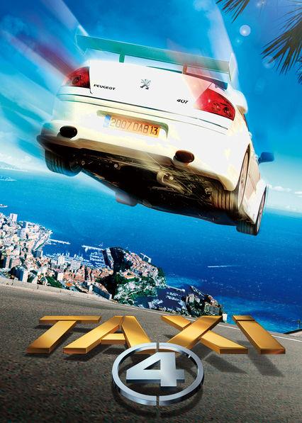 Taxi④ Netflix ES (España)