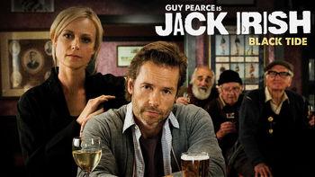 Netflix box art for Jack Irish: Black Tide