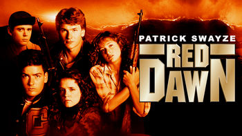 Is Red Dawn on Netflix?