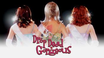 Netflix box art for Drop Dead Gorgeous