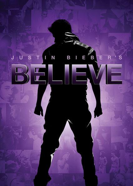 Justin Bieber's Believe Netflix BR (Brazil)