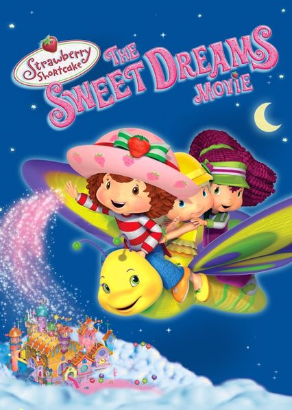 Strawberry Shortcake: The Sweet Dreams Movie Netflix BR (Brazil)