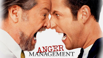 Netflix box art for Anger Management