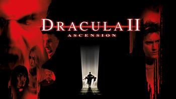 Netflix box art for Dracula II: Ascension