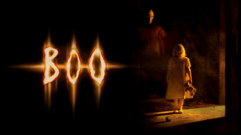 Netflix box art for Boo