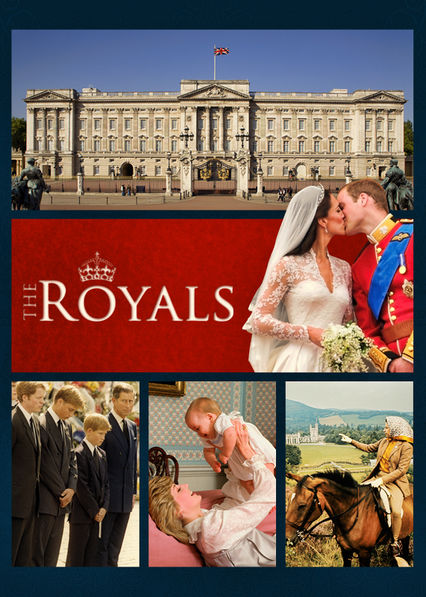 The Royals Netflix UK (United Kingdom)