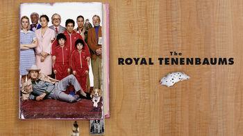Netflix box art for The Royal Tenenbaums