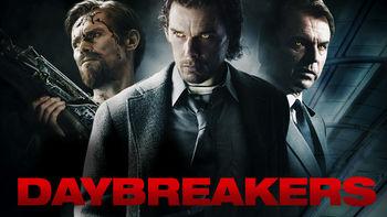Netflix box art for Daybreakers