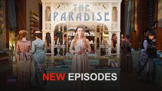 Netflix box art for The Paradise - Series 2