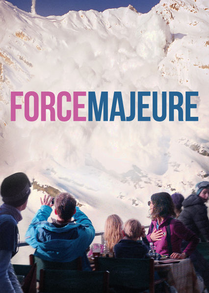 Force Majeure Netflix UK (United Kingdom)