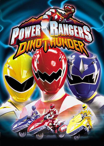 Carátula de Power Rangers Dino Thunder