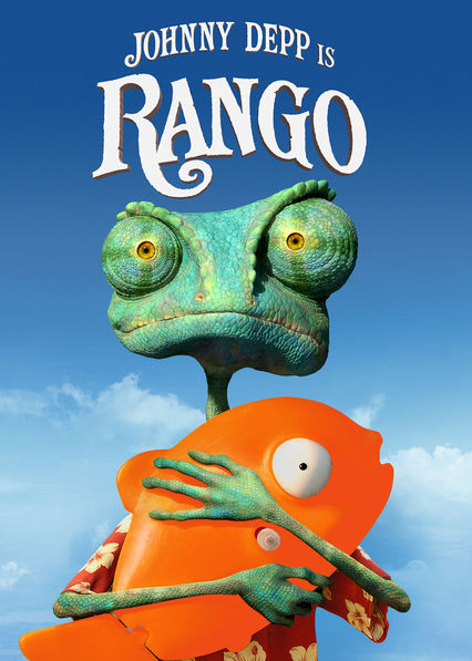 Rango Netflix CL (Chile)