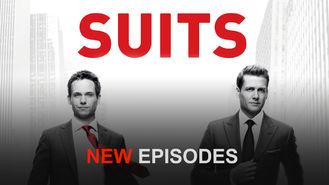 Netflix box art for Suits - Season 4