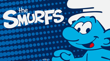 Netflix Box Art for Smurfs - Collection 1, The