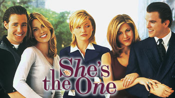 Netflix box art for She's the One