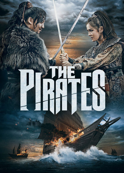 The Pirates Netflix BR (Brazil)