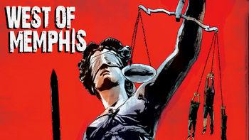 Netflix box art for West of Memphis