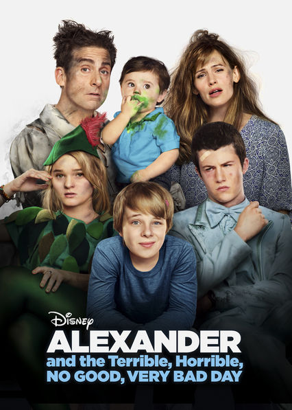 Alexander and the Terrible, Horrible, No Good, Very Bad Day Netflix UK (United Kingdom)