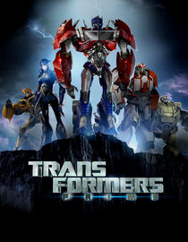 Transformers Prime: Season 2: Triangulation