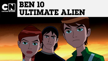 Netflix box art for Ben 10: Ultimate Alien - Season 2