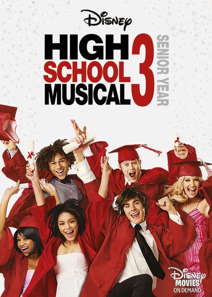 High School Musical 3: Senior Year Netflix ES (España)