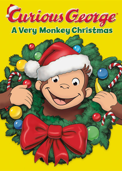 Curious George: A Very Monkey Christmas Netflix ES (España)