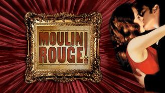 Netflix box art for Moulin Rouge!