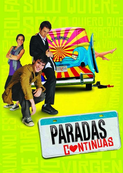 Paradas Continuas Netflix MX (Mexico)