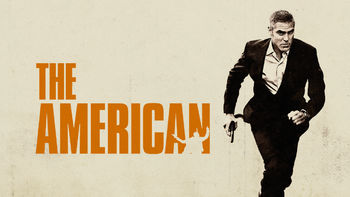 Netflix box art for The American