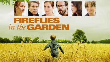 Netflix box art for Fireflies in the Garden