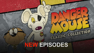 Netflix box art for Danger Mouse - Season 10