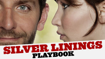 Netflix box art for Silver Linings Playbook