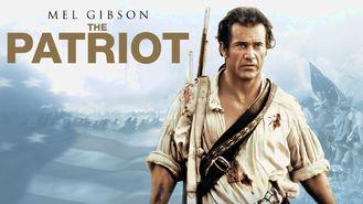 Netflix box art for The Patriot