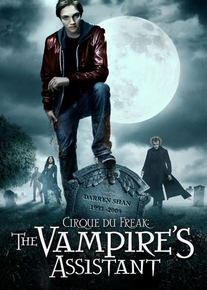 Cirque du Freak: The Vampire's Assistant Netflix ES (España)