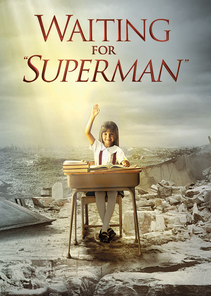 Waiting for 'Superman' Netflix AR (Argentina)