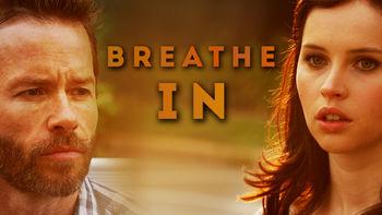 Netflix box art for Breathe In