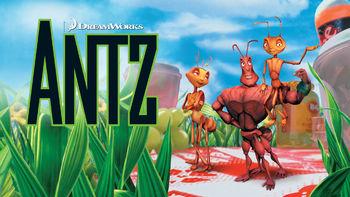 Netflix box art for Antz