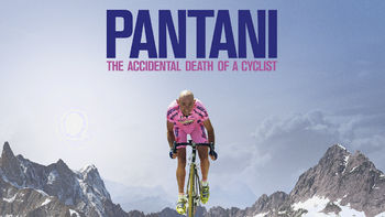 Netflix Box Art for Pantani: The Accidental Death of a Cyclist