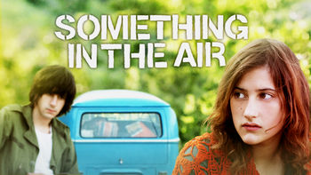 Netflix box art for Something in the Air