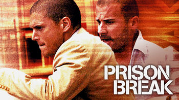 Netflix box art for Prison Break - Season 1