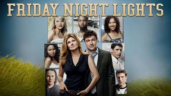 Netflix box art for Friday Night Lights - Season 1