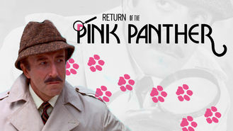 Netflix box art for The Return of the Pink Panther