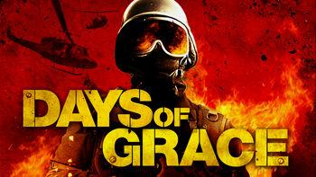 Netflix box art for Days of Grace