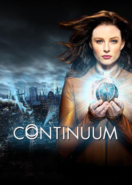 Continuum Netflix AR (Argentina)