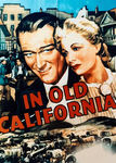 In Old California Poster