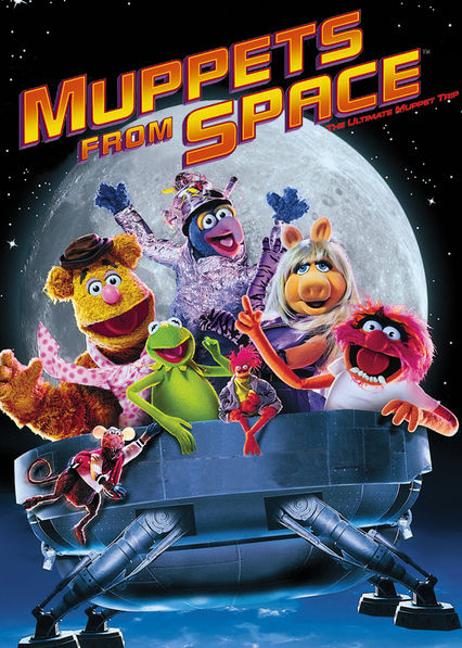 Muppets from Space Netflix TW (Taiwan)