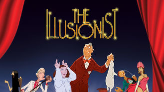 Is The Illusionist on Netflix?