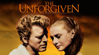 Netflix box art for The Unforgiven